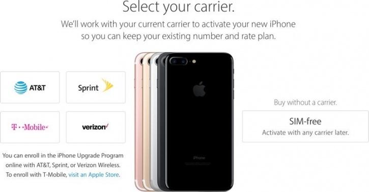iphone sim free