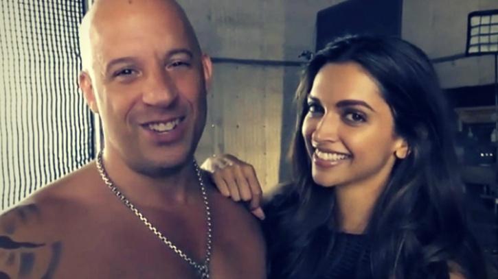 Ranveer and Deepika Padukone