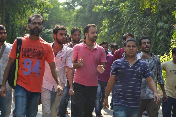 JNU Student Najeeb Ahmad
