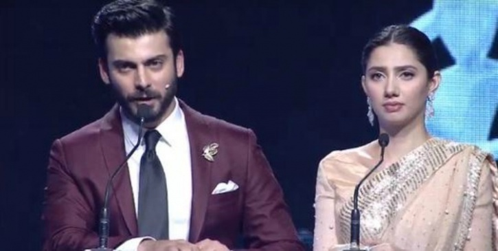 Mahira and Fawad