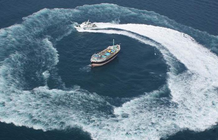Pakistani Boat