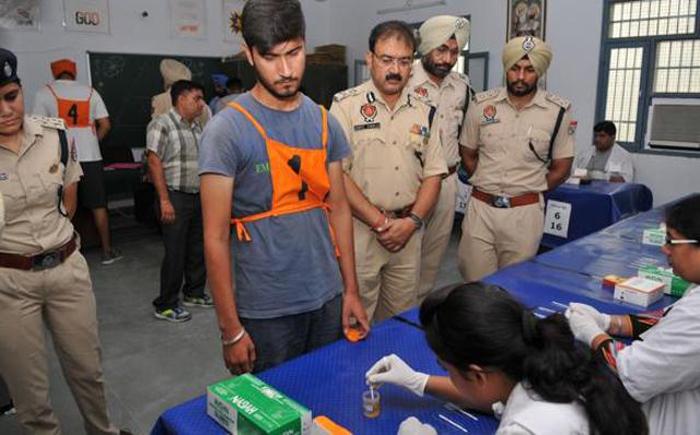 police aspirants