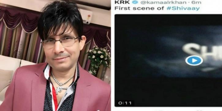 KRK Shivaay
