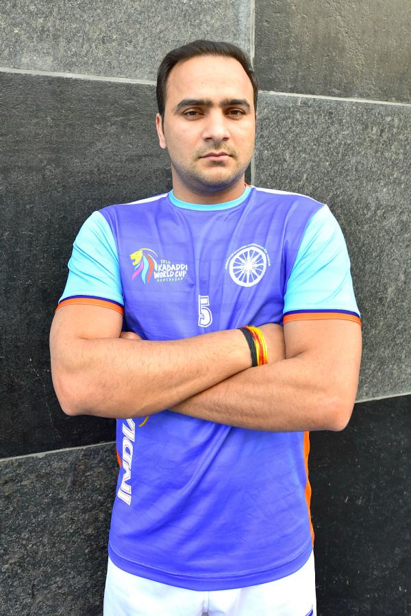 Manjeet Chhillar