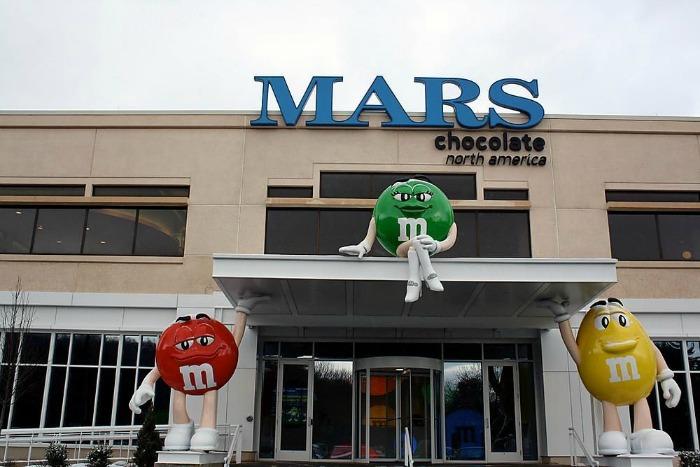 Mars Chocolate Office