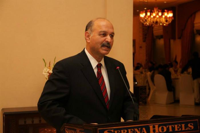 Mushahid Husain Syed