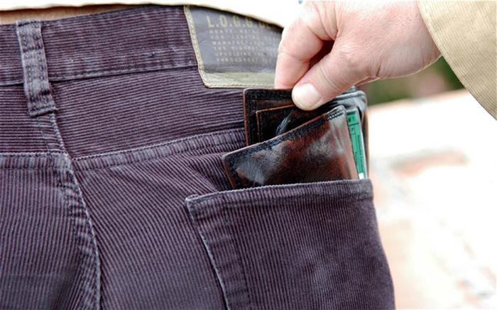 pickpocket india
