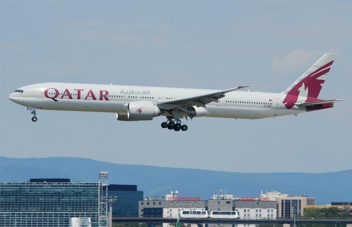 Qatar Airways, representational image