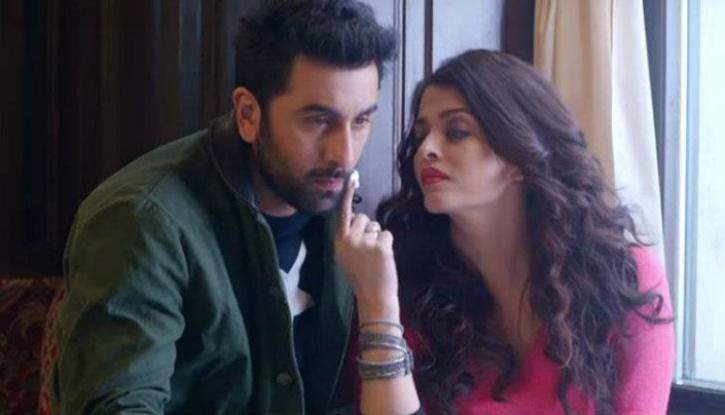 Ranbir and Aishwarya