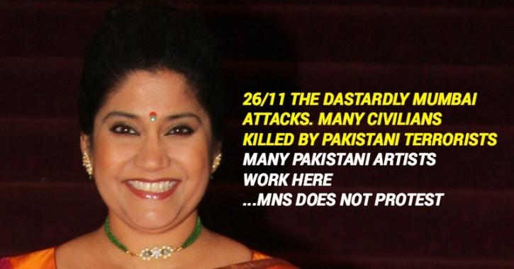 Renuka Shahane Uri Attacks