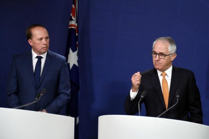 Australia on refugees