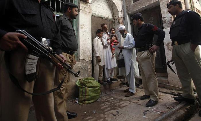Pak Police