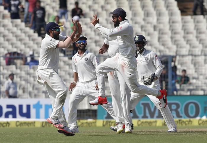 India Vs New Zealand Test Match