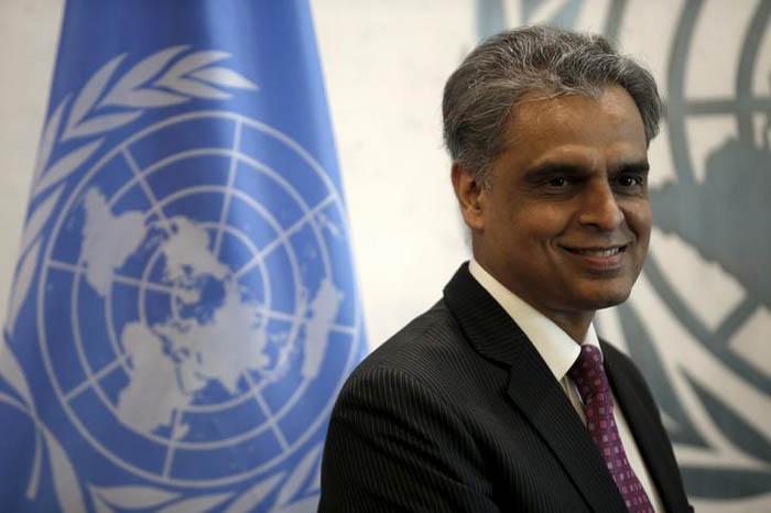 UN Ambassador Syed Akbaruddin