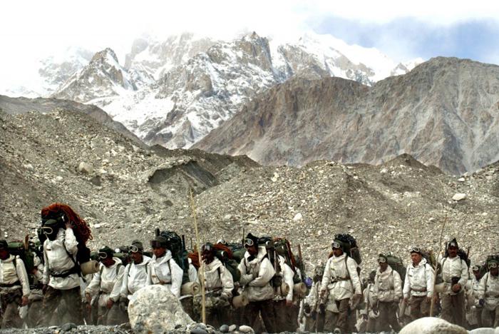 Siachen Through Operation Meghdoot in 1984