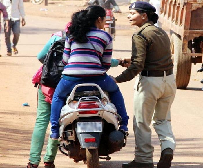 Women Cop