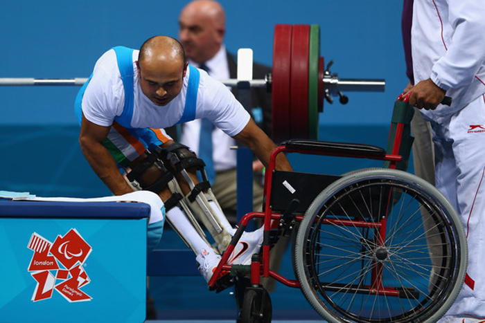 First Heartbreak For India At Rio Paralympics, Powerlifter Farman Basha Finishes 4th