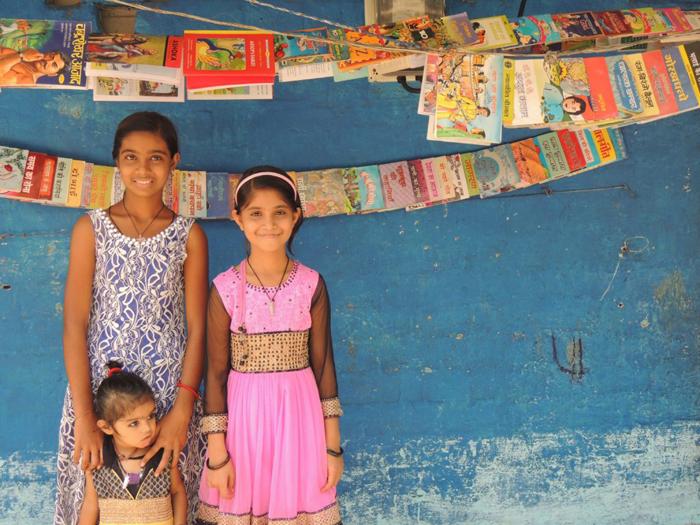Educates Kids In Her Slum In Bhopal