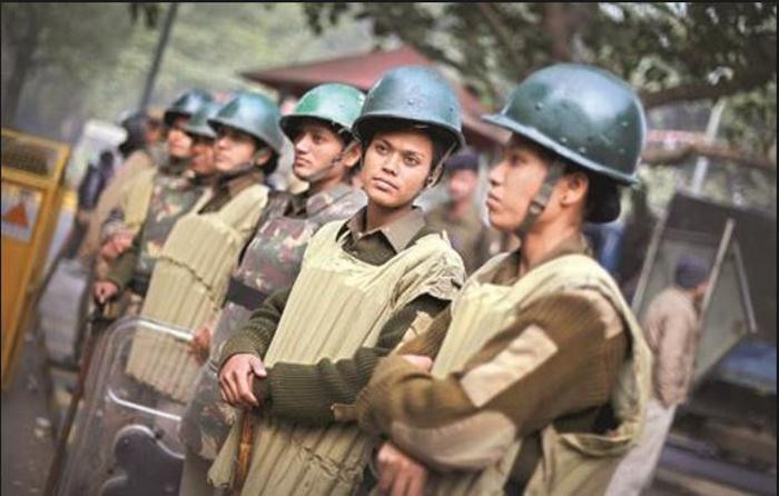 24 Delhi Policewomen Accuse Cop Of Harassment