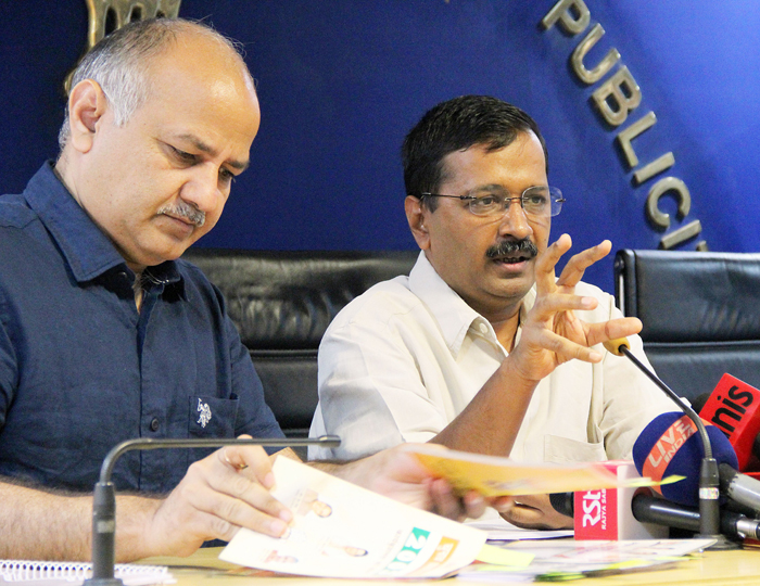 Kejriwal Government Proposes 250% Hike In MLA Funds