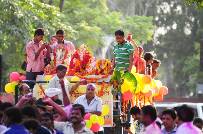16 Deaths Reported During Ganpati Visarjan In Maharashtra