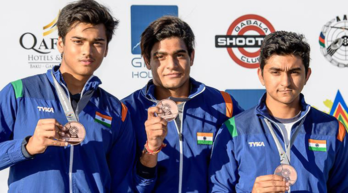 India End Junior Shooting World Cup On A High, Finish Second With 24 Medals