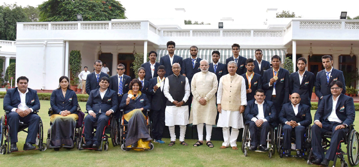 What PM Modi Thinks Of India's Paralympians Must Inspire Us To Give Our Best