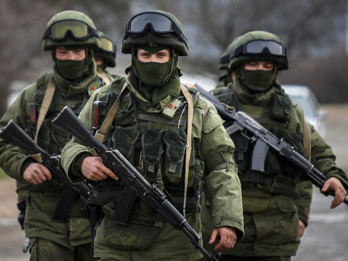 Russian forces arrive in Pakistan for joint military drill
