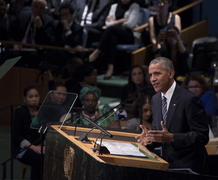 Barack Obama Vetoes Bill Allowing 9/11 Victims To Sue Saudi Arabia