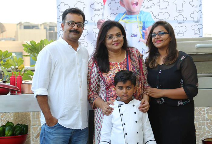 6-Year-Old Chef From Kochi Cooks Up A Storm