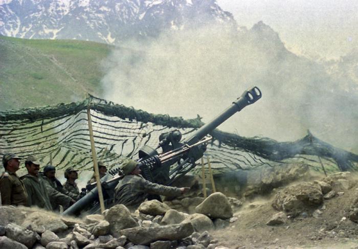 Retired Kargil War Hero