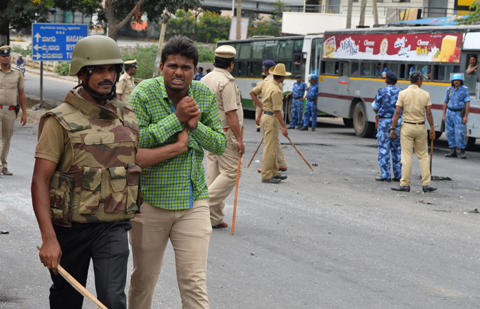 Bengaluru Curfew