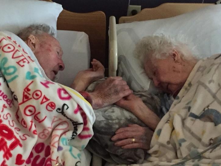 77 Year Couple