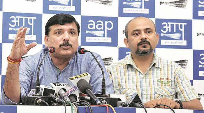 Now, AAP Punjab Neta In Alleged Sex Tape
