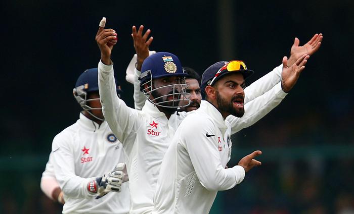 India v New Zealand