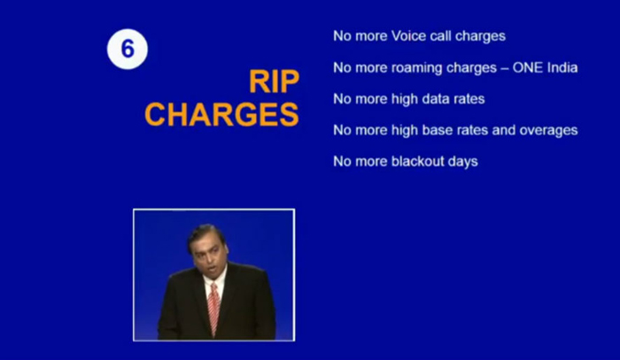 No additional voice charges