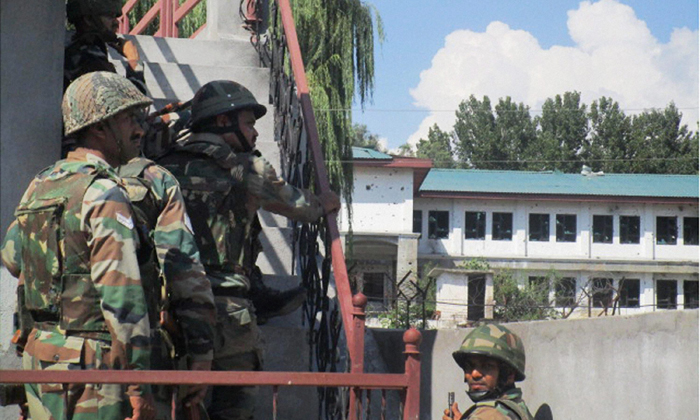 encounter in Poonch