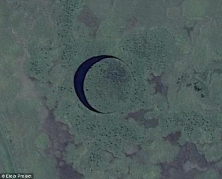 Rotating Island Eye