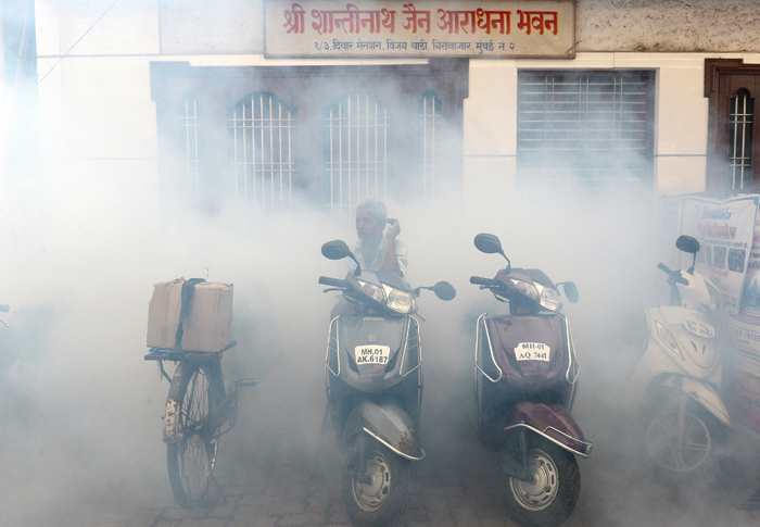 1.2 Bn People At Zika Risk In India, Says Study