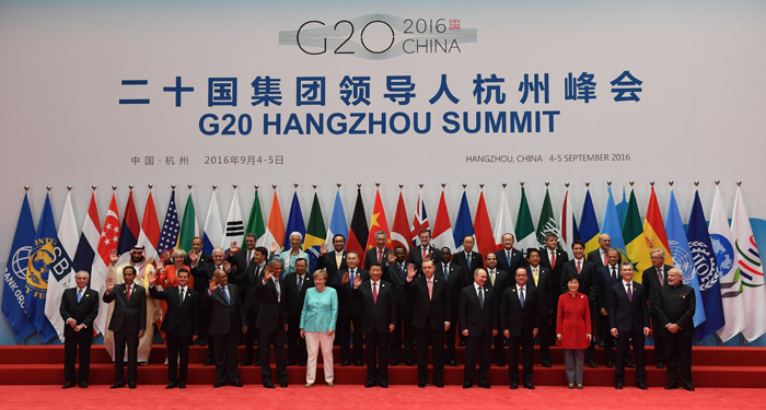 At G 20, Modi Asks For The Worlds Support To End Corruption