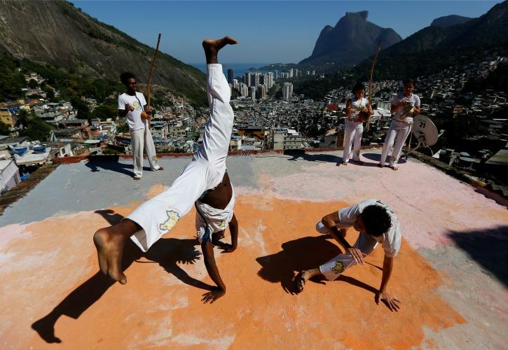 Awaken Capoeira