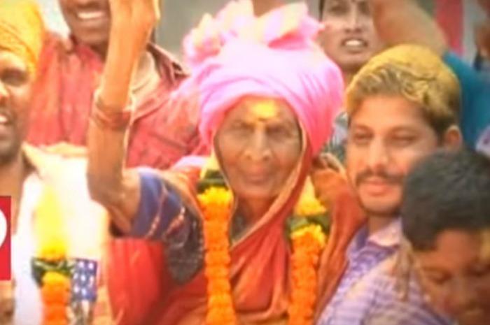 Gangubai Nivrutti Bhambure