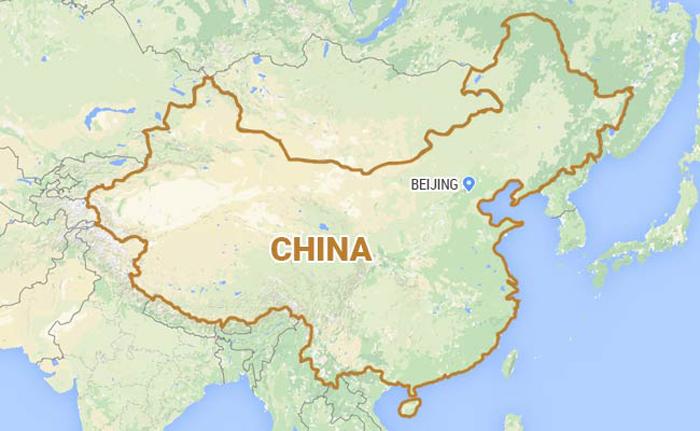 China completes World