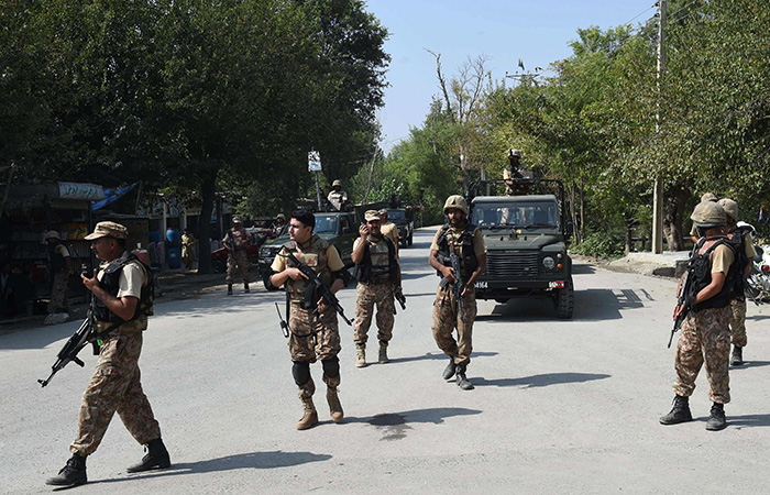 Pakistani Force