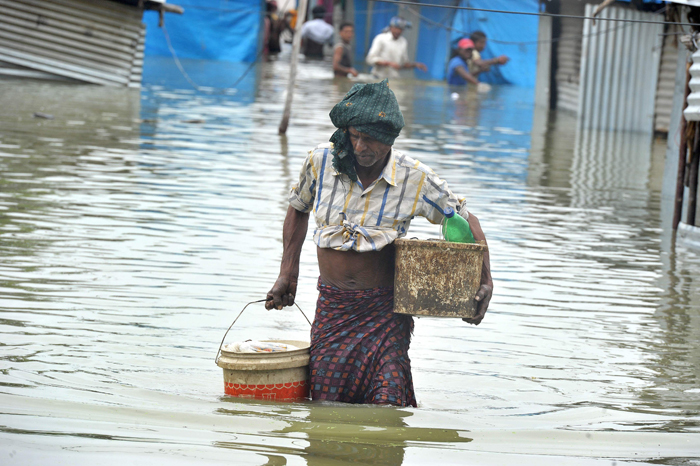 No Relief In Sight: Brace For 5 More Days Of Rain