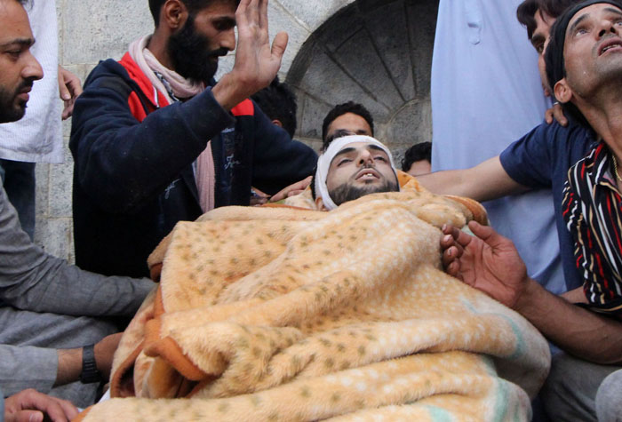 Not All Kashmiris Are Burhan Wani, This Youth Who Topped