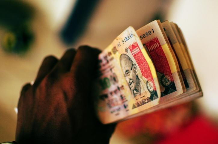 money india rupees