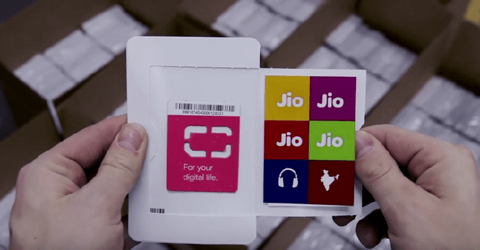 Reliance Jio's Full Service Available From Monday