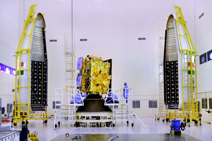 ISRO Starts Countdown For GSLV-F05 Launch  isro