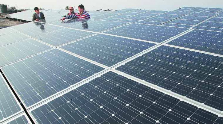 Adani Group Launches World's Largest Solar Power Plant In Tamil Nadu
